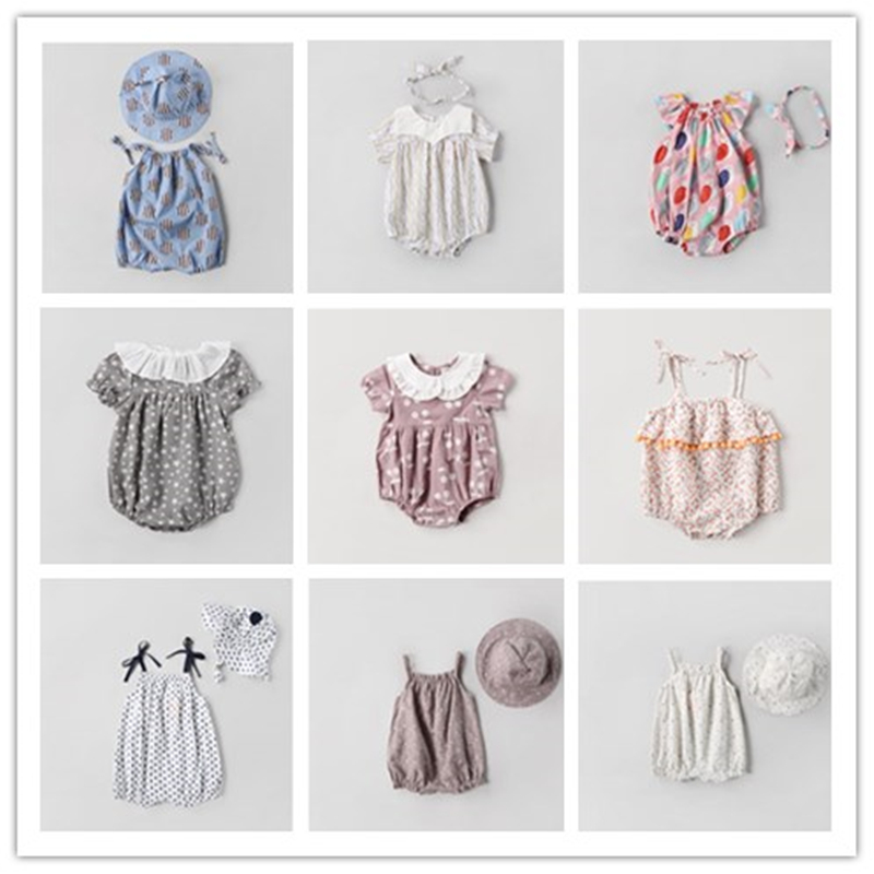 Clearance Baby Bodysuit Summer Autumn Clothing Baby Clothing