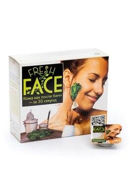"""¡Scrub """"fresco"""" cara de 72гр! Para grasa, combinación y piel normal. Limpieza Facial, cuidado Facial, limpieza Facial, exfoliación Facial, exfoliante, Cosméticos faciales, mascarilla limpiadora."""