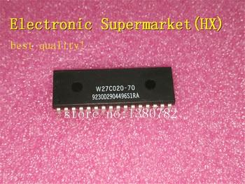 цена на Free Shipping 20pcs/lots W27C020-70  W27C020  DIP-32  New original  IC In stock!