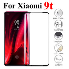 Glass Protect xiao Mi 9t Pro Redmi K20 Pro Temple Glass xiaomi Redmi 9t K20 Shielding Protector Tremp Cam Verre k20 pro glass(China)