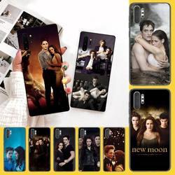 Чехол для телефона PENGHUWAN Twilight Saga, чехол для Samsung Note 3 4 5 7 8 9 10 pro M10 20 30