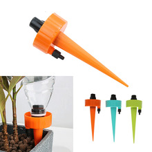 Drip Irrigation System Plant Watering Automatic Spike Adjustable Waterer For Indoor Houseplant Flower Garden Sprinkler