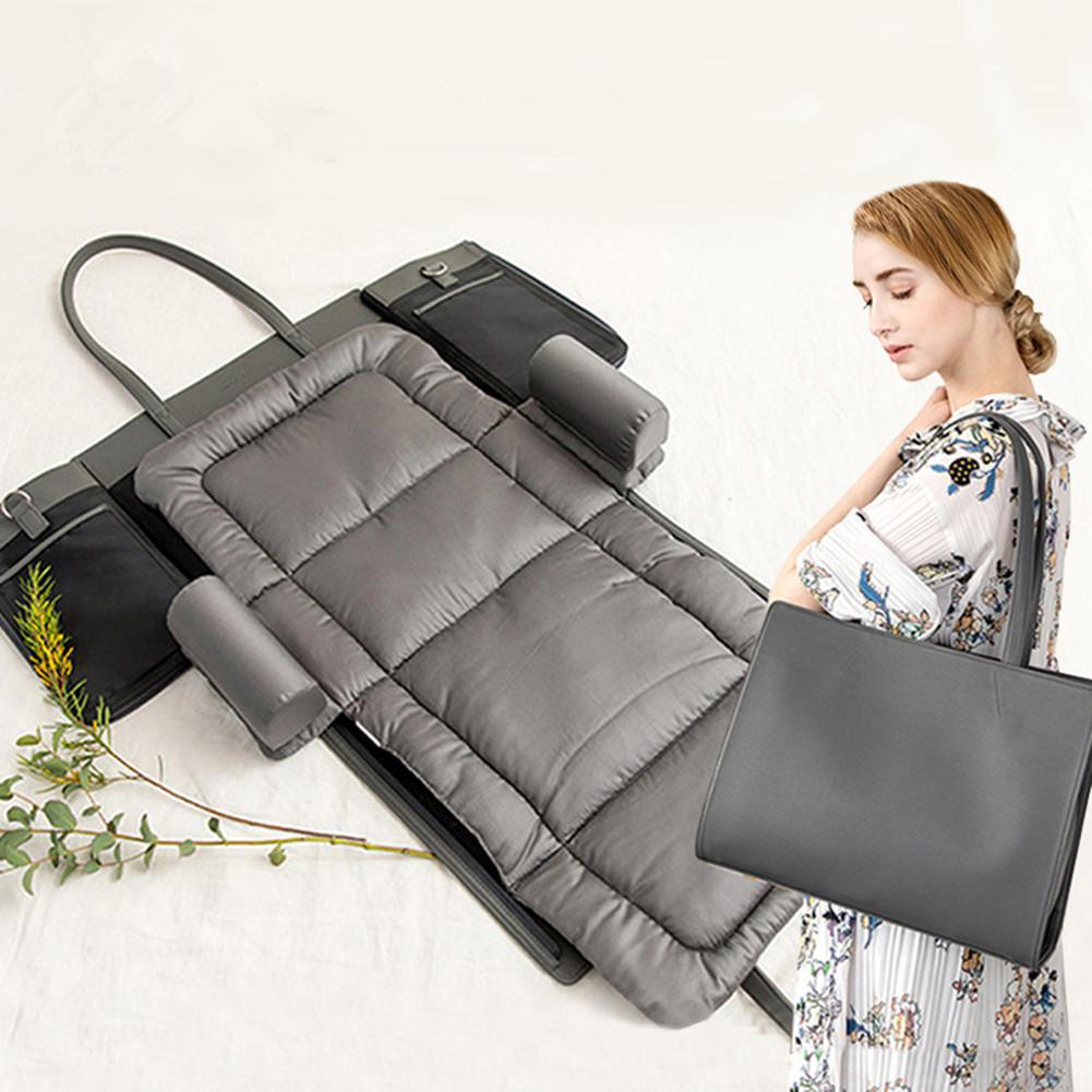Portable Baby Crib Mummy Shoulder Bag Multi-Functional Nursery Travel Baby Bed Folding Infant Sofa Toddler Baby Care Supplies