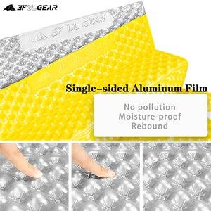 3F UL GEAR 183x56 см Сверхлегкий уличный коврик для кемпинга, складной водонепроницаемый матрас для кемпинга, Компактный Дорожный Коврик для сна