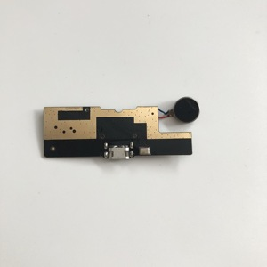 Image 2 - Originele Gebruikt Blackview A7 Usb Plug Charge Board + Trillingen Motor Voor Blackview A7 MTK6737 5.0 Inch Hd 1280X720 Tracking