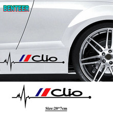 2 pièces Voiture windows stickers autocollant pour Audi A3 A4 A5 A6 A7 A8 TT Q3 Q5 Q7 A1 B5 B6 B7 B8 B9 8P 8V 8L C6 C5 C7 4F(China)
