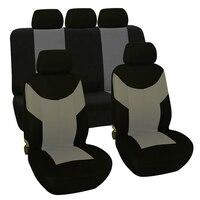 Universal 9 pçs/set capa de assento do carro protetor de proteção capa de assento para o caminhão do carro