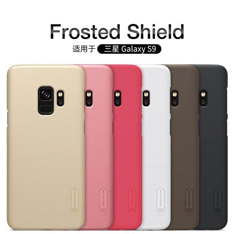 Samsung Galaxy S20 Ultra Case NILLKIN Dondurulmuş Qalxan Arxa Qapaq - Cib telefonu aksesuarları və hissələri - Fotoqrafiya 3