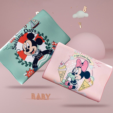 Disney Baby Pillows Children Latex Pillow Baby Multifunction Pillow Four Season Universal For 2-6 Years Old Baby Cartoon Pillow