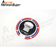 Motorcycle Fuel Tank 3D Sticker Decal For HONDA Africa Twin CRF1000L CRF1000 L  Pad Gas Cap