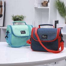 цена на Lunch Cooler Bag Insulation Folding Picnic Portable Ice Pack Food Thermal Bag Food Delivery Bag Drink Carrier Insulated Bag new