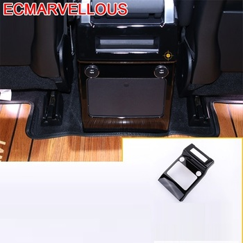 Auto Control System Cup Automobile Decorative Chromium Car Styling Modification Accessory 17 18 19 FOR Land Rover Discovery 5