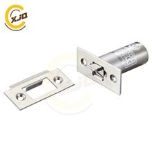 XJQ Mini akıllı elektrikli cıvata all metal İnşaat elektrikli cıvata avrupa tipi silindir mandalı kilidi