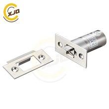 XJQ מיני אינטליגנטי חשמלי בורג כל מתכת בניית בורג חשמלי עם אירופאי סוג צילינדר מנעול סגר