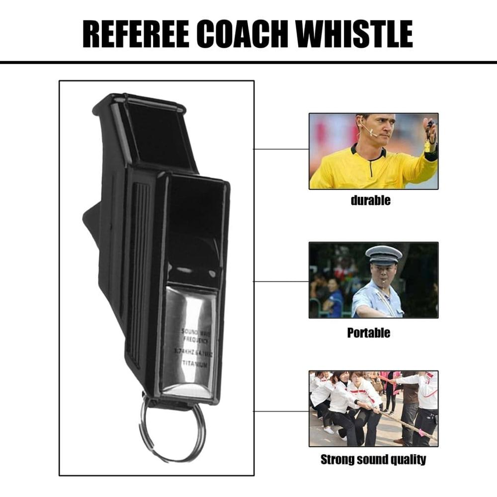 Professional Football Referee Whistle Basketball Volleyball Whistle Sports Teacher Post Silver Factory Direct Hot Sale