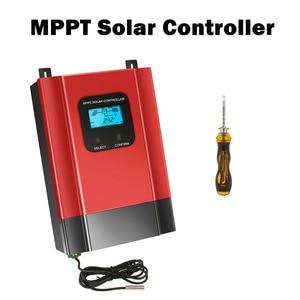 Новый eSmart3 MPPT 60A 50A 40A 30A 20A Солнечный Контроллер заряда 12 в 24 в 36 в 48 в авто Макс 150 в PV вход MPPT Солнечное зарядное устройство регулятор