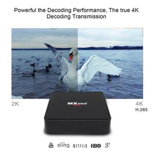 Image 5 - 2019 4K Smart TV Box Android 7. Allwinner_H3 QuadCore 1G / 8G Google 4K USB2.0 Set Top TV Box WIFI Media Player Set top box