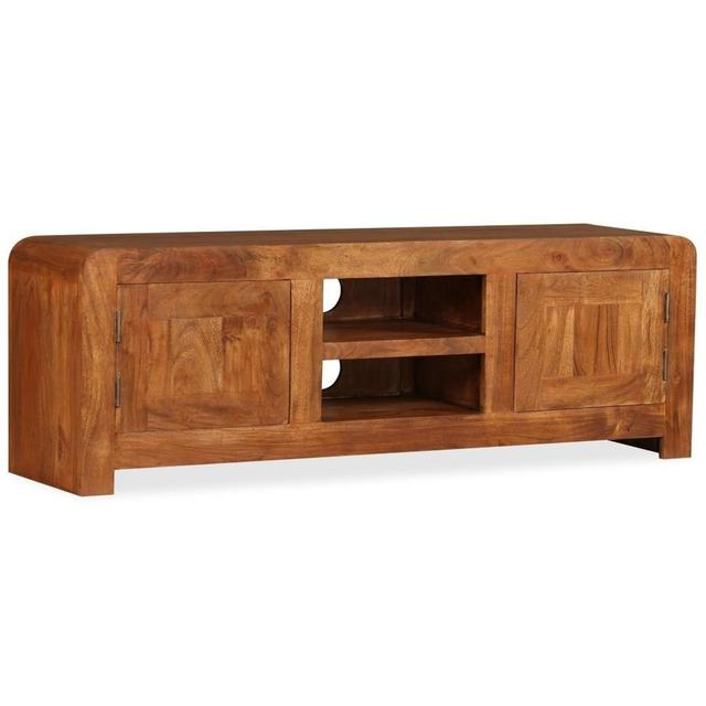 Solid Wood TV Cabinet  3