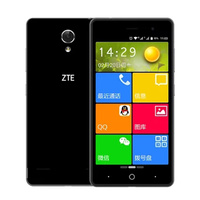 (24hours Shiping) ZTE A603 CellPhone 4G LTE Smartphone 1GB 16GB 2400mAh 5MP Dual Sim Cheap 5.0'' Android Unlocked Telefones 1