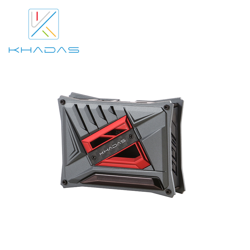 Best-selling Red DIY Case For Khadas Vims Board