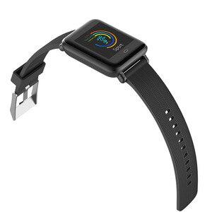 Image 3 - Imosi Q9 Bloeddruk Hartslagmeter Smart Horloge IP67 Waterdichte Sport Fitness Trakcer Horloge Mannen Vrouwen Smartwatch