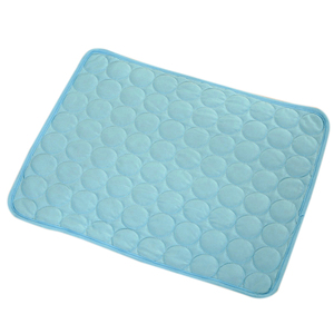Practical Spring and Summer Cool Pet Blanket Solid Color Breathable Multi Specification Car Pet Pad