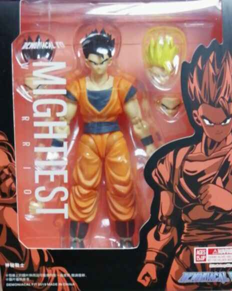 In Voorraad Demoniacal Fit 2.0 Ultimate Ssj Zoon Gohan Action Figure Speelgoed Dragon Ball Ssj Dbz 1/12