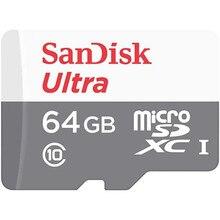 Карта памяти 64GB SanDisk Ultra® microSDXC 100MB/s Class 10 UHS-I