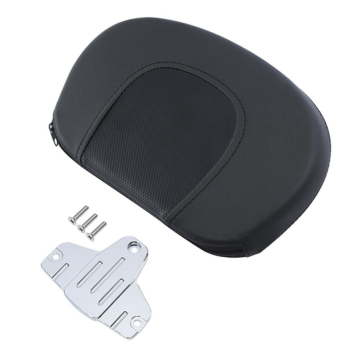 Motorcycle Passenger Short Low Backrest For Harley FLHTSEI CVO Road Glide Replaces 52935-04