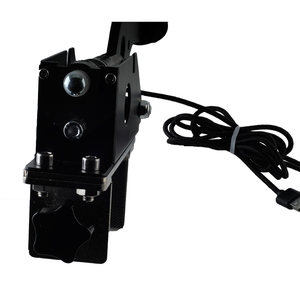 Image 5 - SIM USB Handbremse Clamp Für Racing Spiele G25/27/29 T500 FANATECOSW DIRT RALLY UR Auto Ersatz Teile Hand Brems neue