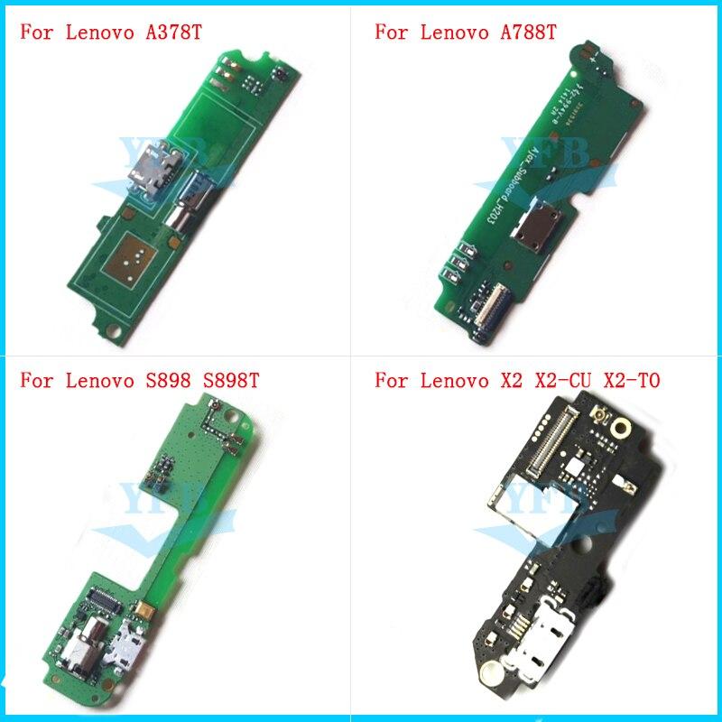 10 pçs usb carregador de carregamento porto doca conector cabo flexível com vibrador para lenovo vibe x2 X2-CU X2-TO s898 s898t a378t a788t