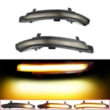 Dynamische Flasher Sequentielle Repeater Blinker Für Skoda Octavia MK2 A5 SuperB B6 3T LED Blinker Licht 2009 2010 2011 2012