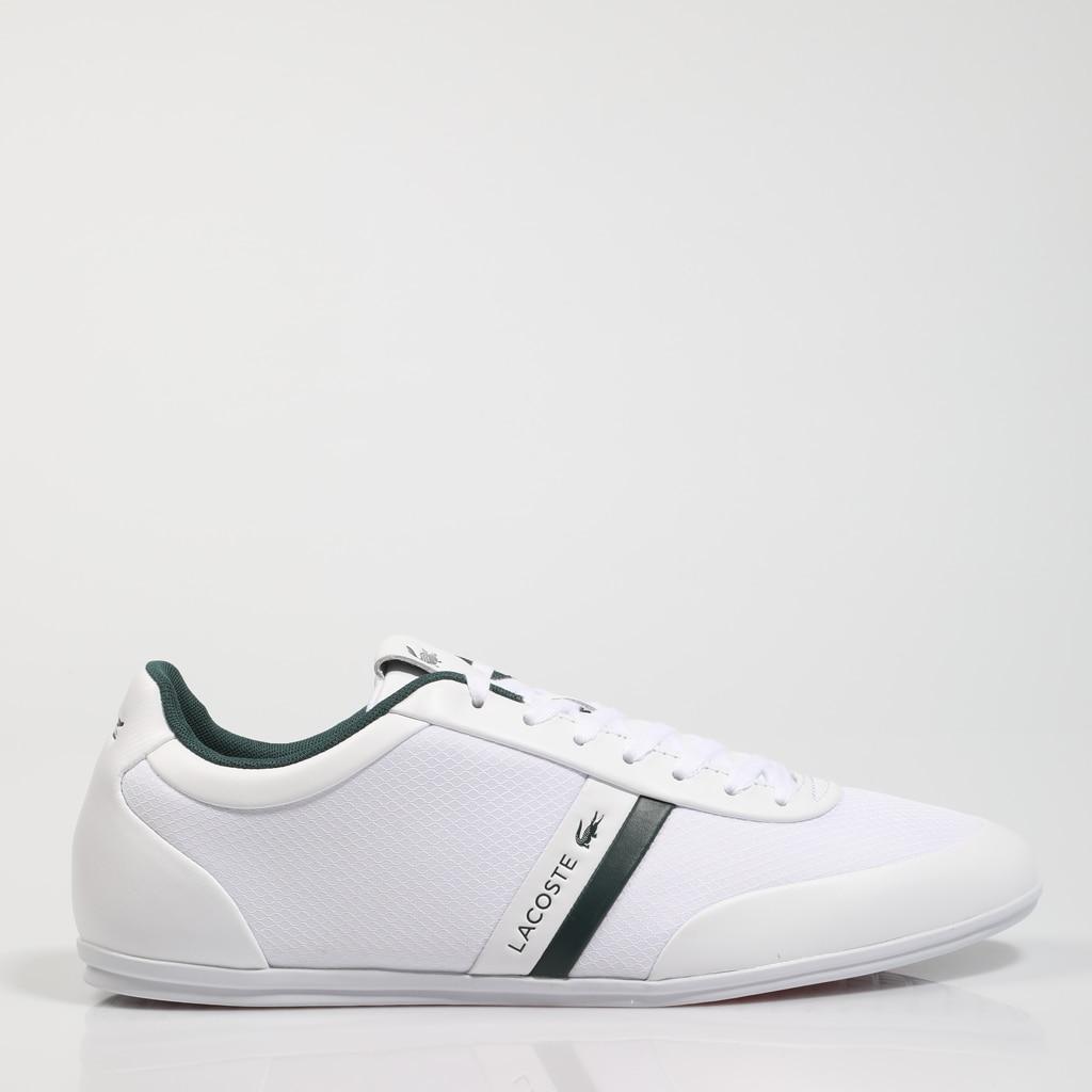 LACOSTE ZAPATILLAS STORDA WHT/DK GRN 41CMA0047 Blanco Piel Hombre – White SNEAKERS Man Shoes Casual Fashion 74753