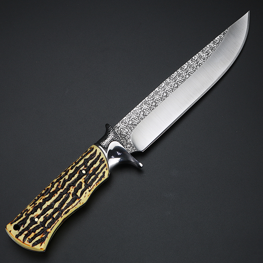 Outdoor Camping Blade Wild Survival Straight High Quality Short Knife Hunting Fixed Knife EDC Knife Knife Tool Knife