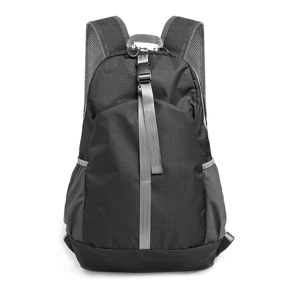 MoKo Packable Travel Backpack Hiking Daypack,30L Lightweight Foldable Water Resistant Outdoor Daily Backpacks For Men Women Boys