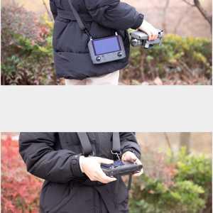 Image 2 - Boyun omuz askısı MAVIC 2 Pro Zoom 5.5 inç ekran akıllı kontrolör kordon uzaktan toka aksesuarları parçaları