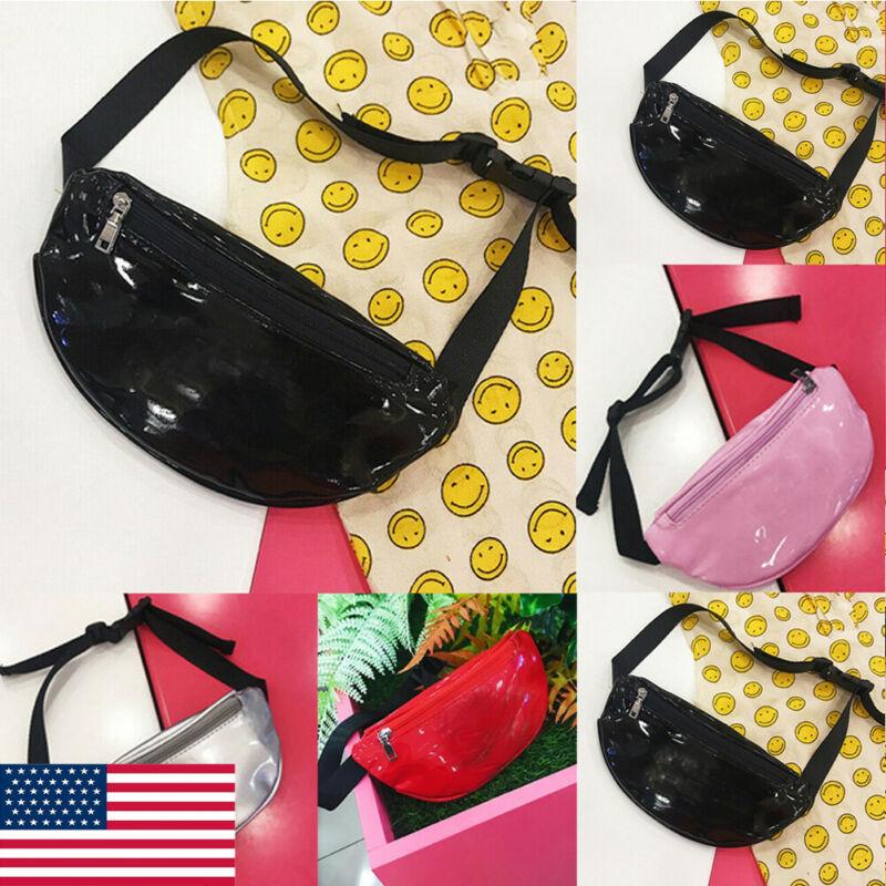 2020 Kids Girls PU Leather Body Bags Cross Body Shoulder Messenger Travel New Letter Waist Packs Money Pouch Hip Purse Chest Bag
