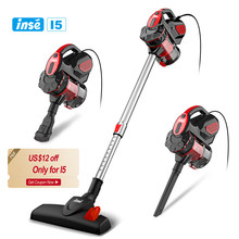 INSE Corded Vacuum Cleaner 18000Pa 600W Strong Suction Power, 22ft Corded Handheld Vacuum Cleaner for Home
