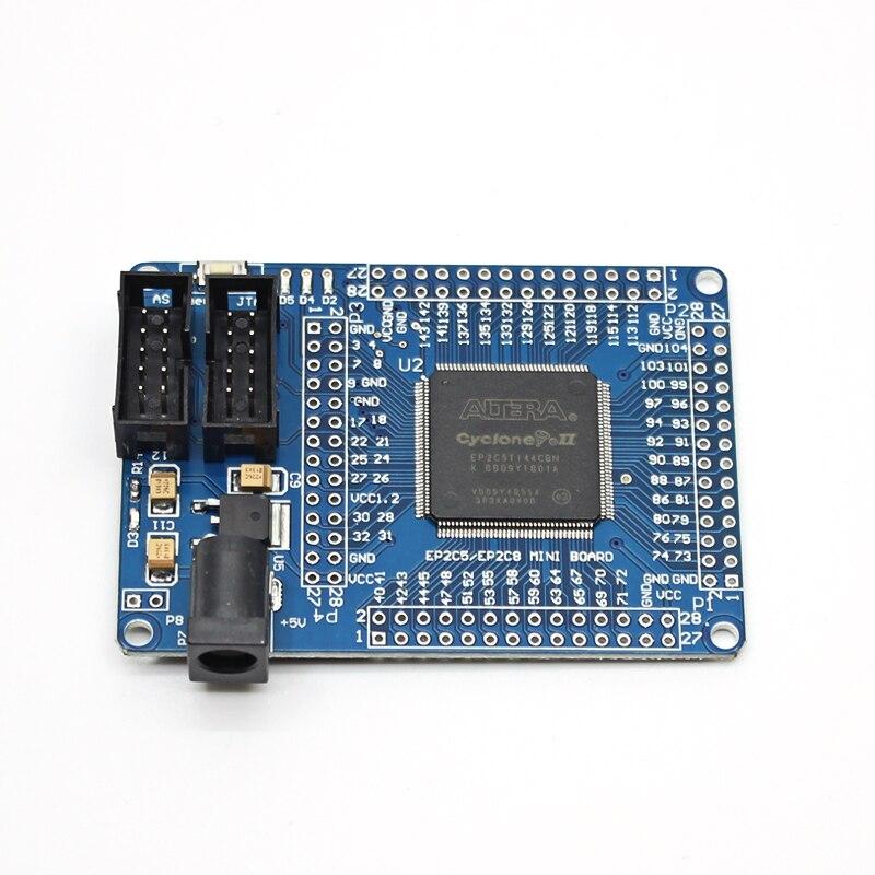 Placa de desarrollo de aprendizaje ALTERA FPGA CycloneII EP2C5T144