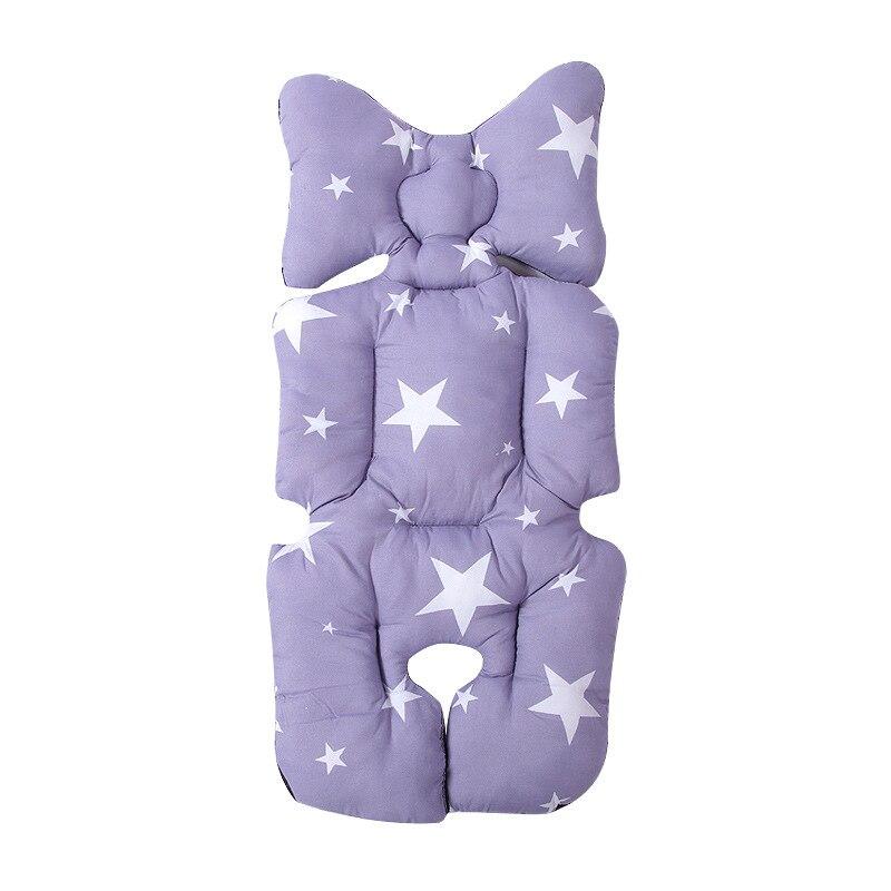 תינוק עגלת כותנה מושב כרית עבה חם מפנק רכב מושב כרית שינה מזרני כרית עבור עגלת תינוקות Pram אבזר