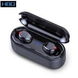F9-1 TWS Bluetooth 5,0 наушники беспроводные наушники 8D стерео наушники-вкладыши держатель телефона Спортивная гарнитура с микрофоном для смартфоно...