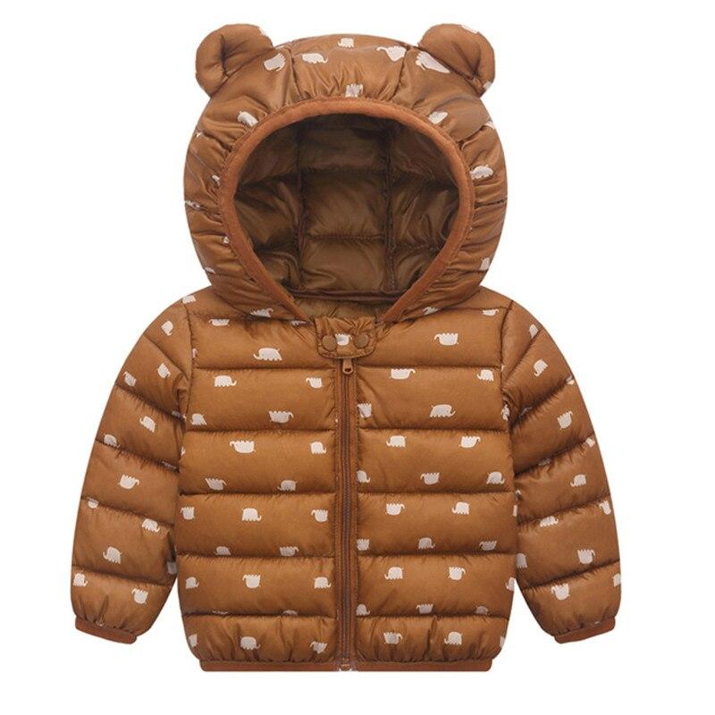 Bebê meninas jaqueta 2019 outono inverno jaqueta