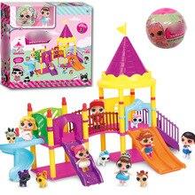 Детские игрушки, качели, горки, детская игровая площадка, детская площадка, Ручные куклы и оборудование для игровой площадки
