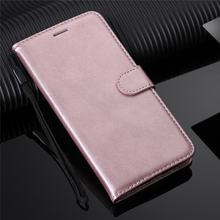 For Xiaomi Redmi Note 6 Pro Flip Card Leather Wallet Case Mobile Coque Black Applicable to Not
