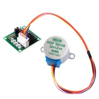 1set Smart Elektronik 28BYJ-48 5V 4 Phase DC Getriebe Stepper Motor + ULN2003 Fahrer Board für arduino DIY kit