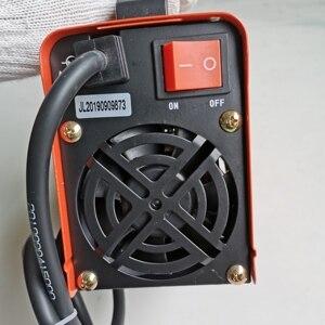 Image 4 - 250A 110 250V Led anzeige Schweißen Maschine Kompakte Mini MMA Schweißer Inverter schweißen halbautomatische