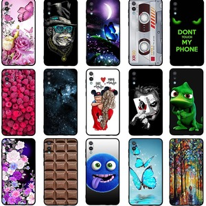 Image 1 - Coque de téléphone portable en Silicone souple, antichoc, pour Samsung Galaxy A02, F62, A32, 4G Lite, M02, M62