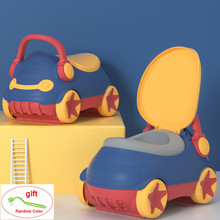 Infant Potty Chair-Urinal Seat Baby Toilet Training Toddlers Travel Kids Portable
