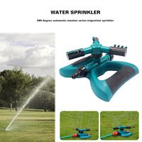 Saving Watering Irrigation Tool Kits 4pcs/Set 360 Rotating Nozzle Sprinkler Garden Automatic Watering Irrigation Tool