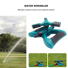 Saving Watering Irrigation Tool Kits 4pcs/Set 360 Rotating Nozzle Sprinkler Garden Automatic Watering Irrigation Tool gardena watering set 18502 5000000